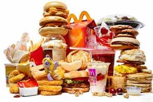 Alimentos que causan celulitis